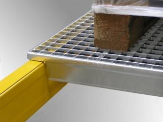 Rayonnage charges lourdes à palettes - Devis sur Techni-Contact.com - 3