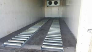 Rail à rouleaux charges lourdes - Devis sur Techni-Contact.com - 1