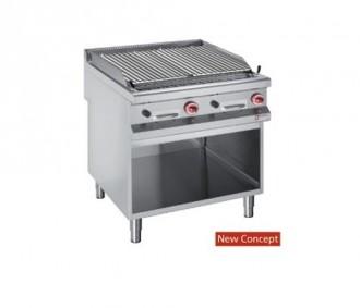 Grill à lave de pierre - Devis sur Techni-Contact.com - 1