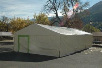 Tente de réception 15 x 5 mètres - Devis sur Techni-Contact.com - 2