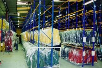 Rayonnage semi-lourd pour textile - Devis sur Techni-Contact.com - 1