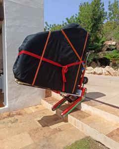 Diable escalier électrique à bras télescopiques - Devis sur Techni-Contact.com - 3