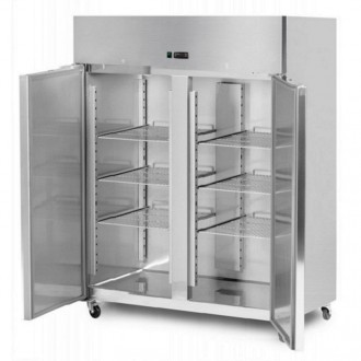 Armoire réfrigérée en inox 1400 Litres - Devis sur Techni-Contact.com - 2
