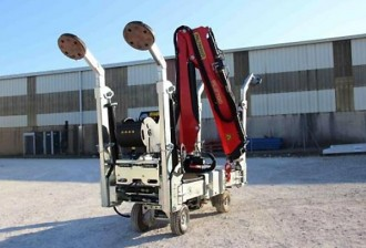 Chariot motorisé porte grue - Devis sur Techni-Contact.com - 2