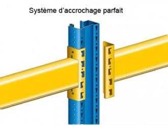 Rayonnage lourd porte palettes - Devis sur Techni-Contact.com - 2