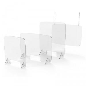 Paroi de bureau en plexiglass - Devis sur Techni-Contact.com - 2