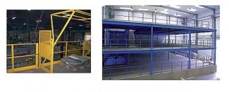 Plateforme mezzanine industrielle autoporteuse - Devis sur Techni-Contact.com - 2
