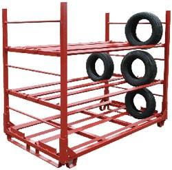 Racks pour pneus - Devis sur Techni-Contact.com - 1
