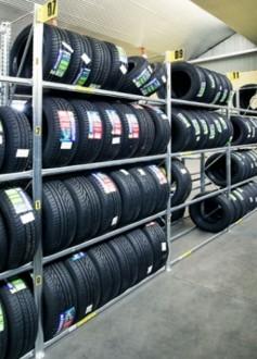 Rayonnage pneu double face - Devis sur Techni-Contact.com - 1