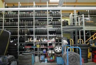 Rayonnage pneu double face - Devis sur Techni-Contact.com - 4