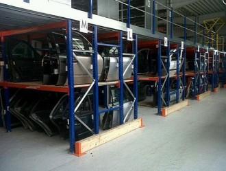 Rayonnage plateforme pour stockage - Devis sur Techni-Contact.com - 2