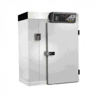 Cellule de refroidissement à 2chariots de 100kg - Devis sur Techni-Contact.com - 1
