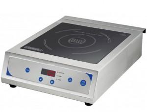 Plaque à induction digitale en acier inox - Devis sur Techni-Contact.com - 1