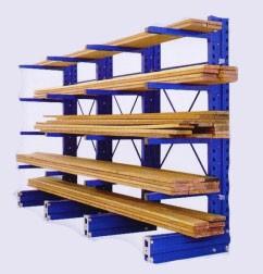 Rayonnage Cantilever simple ou double faces - Devis sur Techni-Contact.com - 2