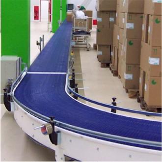 Convoyeur courbe à tapis modulaire - Devis sur Techni-Contact.com - 3