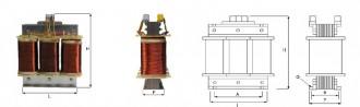 Transformateur triphasé de séparation 100VA à 1kVA - Devis sur Techni-Contact.com - 1