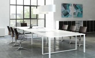 Bureau de travail simple et classique - Devis sur Techni-Contact.com - 2