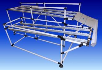 Rack de stockage dynamique - Devis sur Techni-Contact.com - 1
