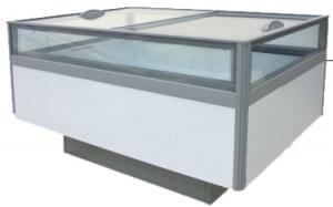 Bac réfrigéré bi-température avec couvercles - Devis sur Techni-Contact.com - 1