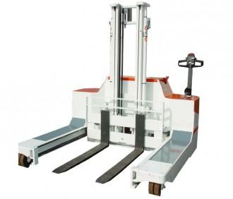 Gerbeur électrique multidirectionnel - Devis sur Techni-Contact.com - 1