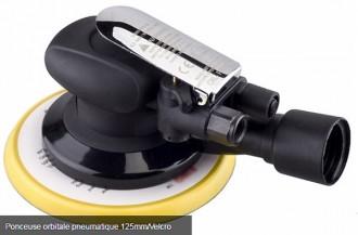 Ponceuse orbitale pneumatique 125 mm - Devis sur Techni-Contact.com - 1