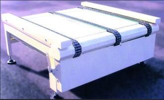 Convoyeur à chaîne à châssis tubulaire - Devis sur Techni-Contact.com - 3