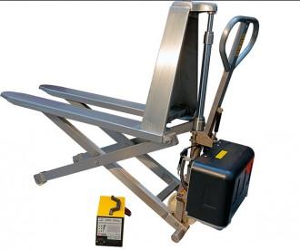 Transpalette inox électrique - Devis sur Techni-Contact.com - 1
