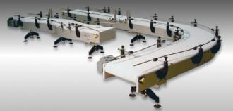 Transporteurs a bandes modulaires - Devis sur Techni-Contact.com - 1