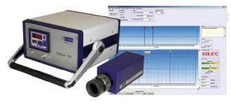 Pyromètre infrarouge spécial interface USB - Devis sur Techni-Contact.com - 1