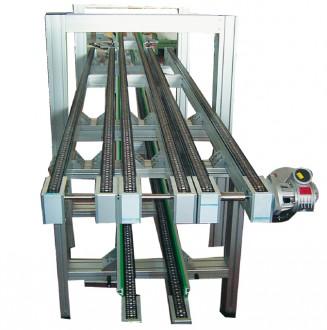 Convoyeur à rouleaux aluminium - Devis sur Techni-Contact.com - 1