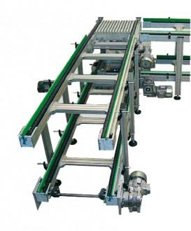 Convoyeur à rouleaux aluminium - Devis sur Techni-Contact.com - 2