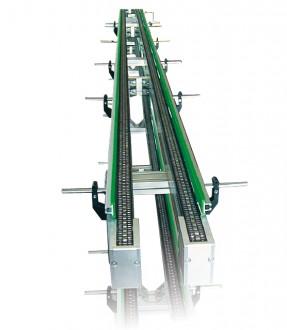 Convoyeur à rouleaux aluminium - Devis sur Techni-Contact.com - 3