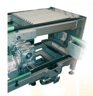 Convoyeur à rouleaux aluminium - Devis sur Techni-Contact.com - 4