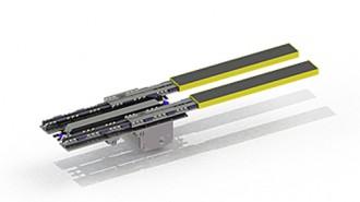 Fourche de manutention télescopique - Devis sur Techni-Contact.com - 1