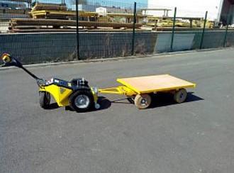 Tracteur pousseur électrique 2 tonnes - Devis sur Techni-Contact.com - 2