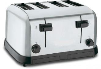 Grille-pain en inox - Devis sur Techni-Contact.com - 1