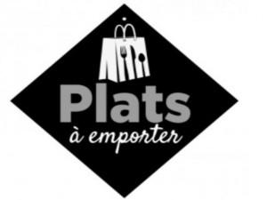 Pancarte à ventouse - Plats à emporter - Devis sur Techni-Contact.com - 1