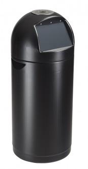 Cendrier corbeille 52L - Devis sur Techni-Contact.com - 1