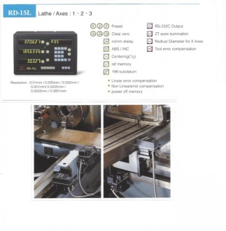 Entretien des visualisateurs de cotes trak - Devis sur Techni-Contact.com - 3