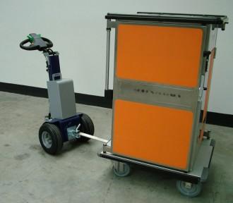 Timon motorisé compact - Devis sur Techni-Contact.com - 2