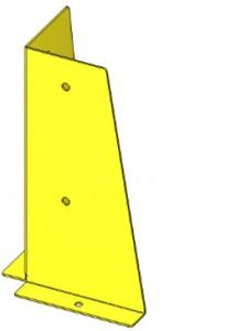 Protections échelles de rayonnage palettes - Devis sur Techni-Contact.com - 1