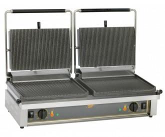 Contact grill panini double - Devis sur Techni-Contact.com - 1