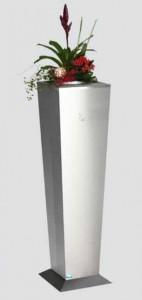 Cendrier vase - Devis sur Techni-Contact.com - 1