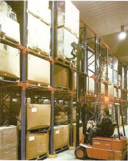 Rack de stockage à palette charge travée 4500 Kg - Devis sur Techni-Contact.com - 2