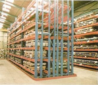 Rack de stockage à palette charge travée 4500 Kg - Devis sur Techni-Contact.com - 3
