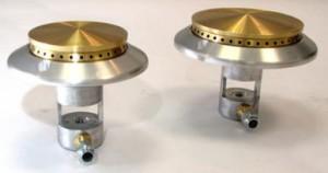 Brûleur pour appareil de cuisson avec injecteur - Devis sur Techni-Contact.com - 1