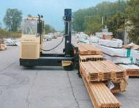 Chariot latéral LPG 4500 Kg - Devis sur Techni-Contact.com - 1