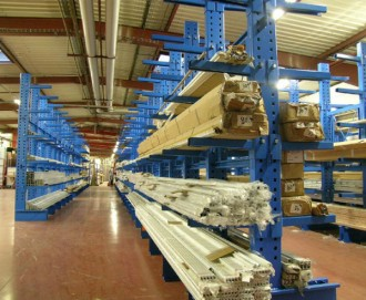 Rack cantilever - Devis sur Techni-Contact.com - 1