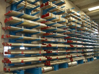 Rack cantilever - Devis sur Techni-Contact.com - 2
