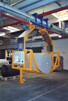 Monorail manutention pour palettes - Devis sur Techni-Contact.com - 2